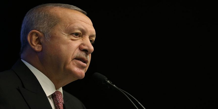 Erdoğan'dan 'Kıbrıs'ta Son Söz Paneli'ne mesaj