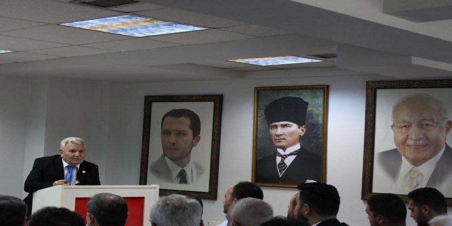 Yeniden Refah Partisi, Gebze'de toplanacak