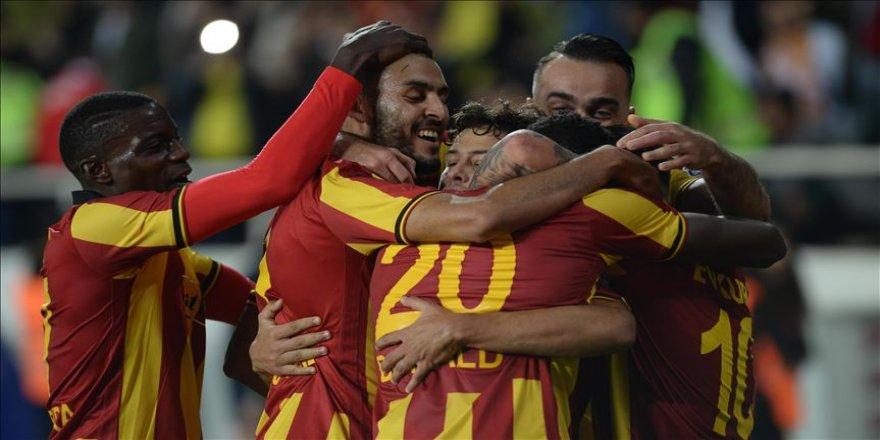 Yeni Malatyaspor ligde sahasında Galatasaray'a geçit vermiyor