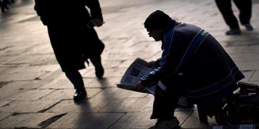 Gerçek işsiz sayısı 7 milyon 724 bin kişiye ulaştı