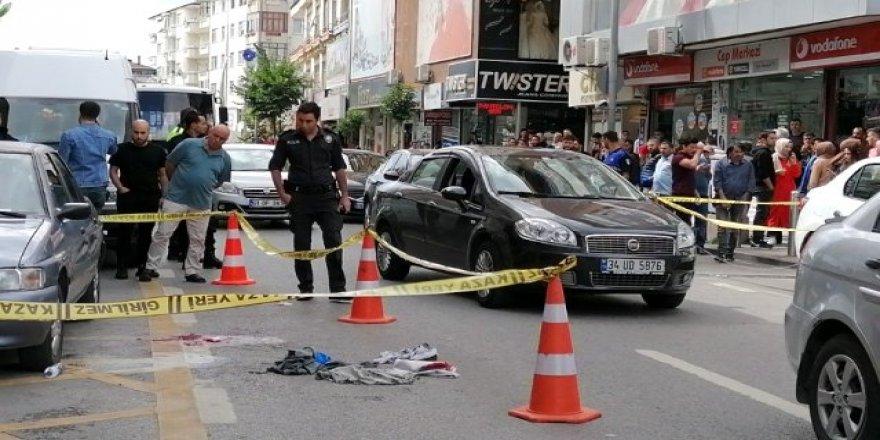 Gebze'de silahlı kavga: 1 yaralı