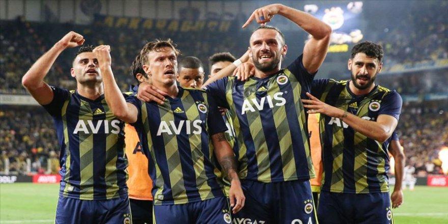Fenerbahçe, ligde 2 maç sonra 3 puanla tanıştı