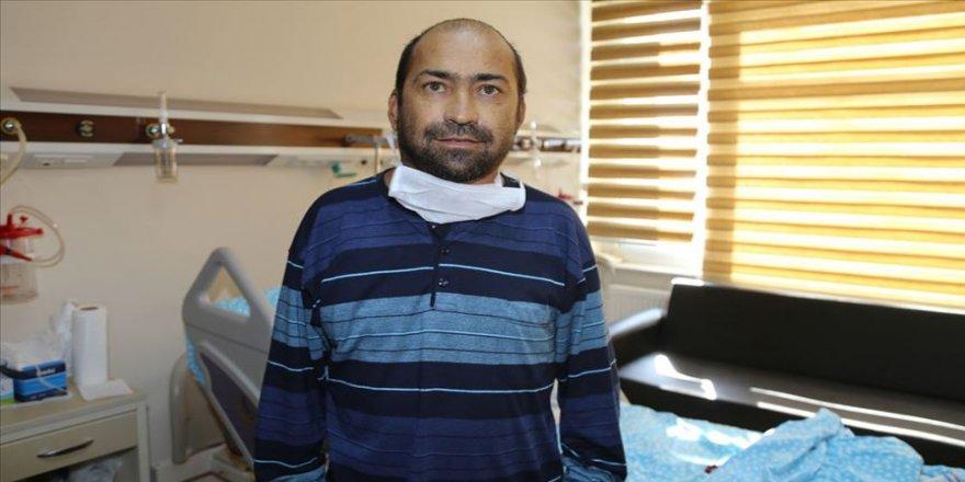 15 yıl sabretti 16'ncı organ bağışıyla şifa buldu
