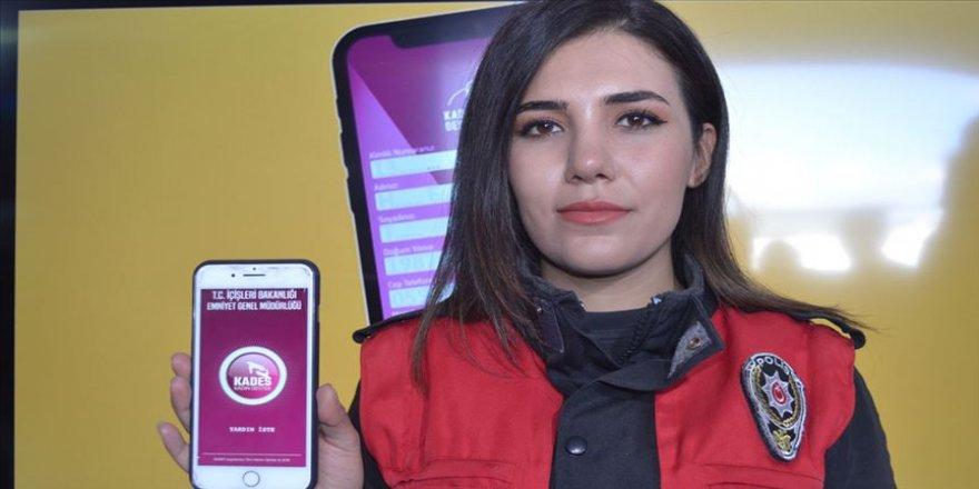 'İmdat butonu', TEKNOFEST'te kadınlara tanıtıldı