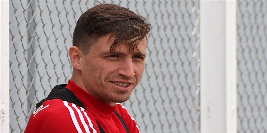 Sivassporlu futbolcu Yandaş: Trabzonspor karşılaşmasını kazanmak istiyoruz