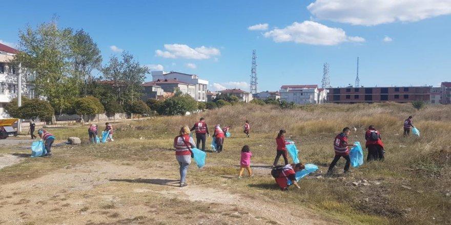 Darıca'da Dünya Temizlik Günü