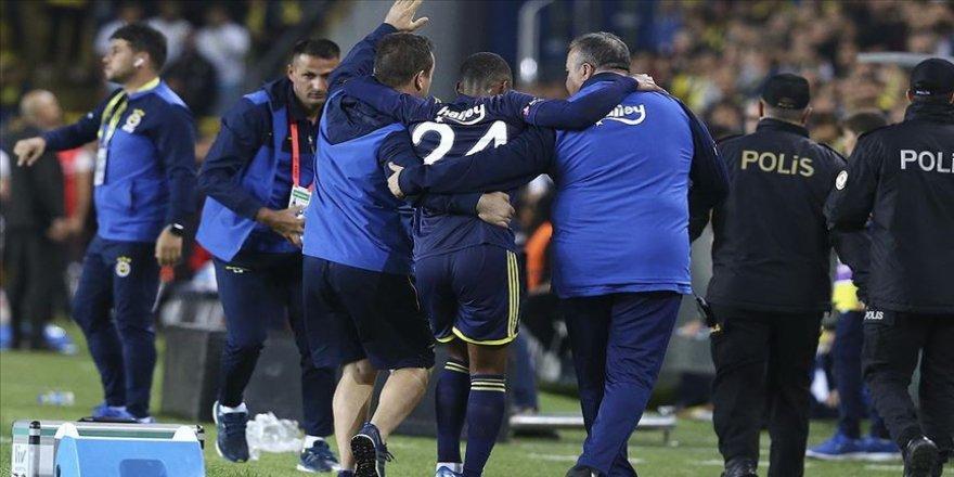 Fenerbahçe'den Rodrigues'in sakatlığına ilişkin açıklama