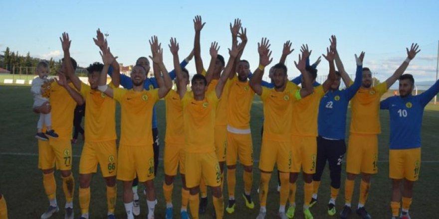 Darıca Gençlerbirliği Gölcükspor'u 2-0 mağlup etti