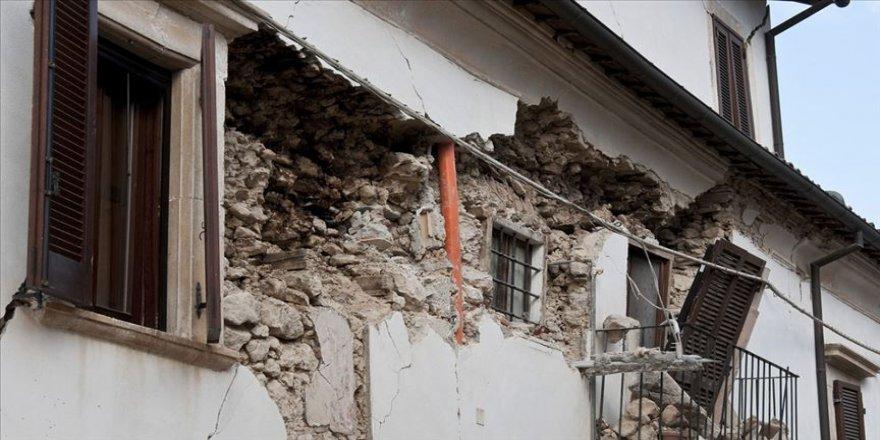 Yapay sarsıntılar' depremlerden ayırt edilebilecek