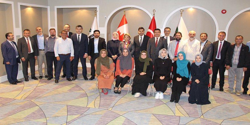 YTB Başkanı Eren: YTB yeni neslin Türk dili ve kültürünü öğrenmesine katkıda bulunuyor