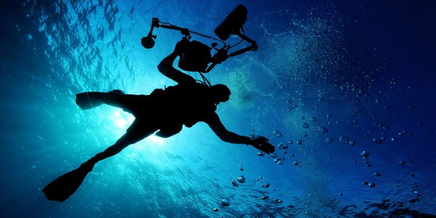 Su altı fotoğrafçılığında dünya şampiyonluğu