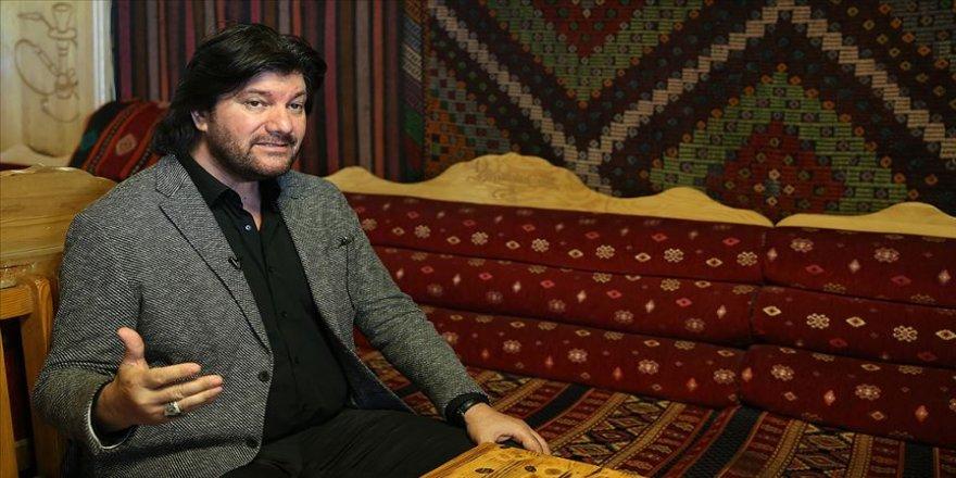 Ahmet Şafak: Kuşatma Yedi Uyuyanlar filmi derin bir milletin hikayesidir