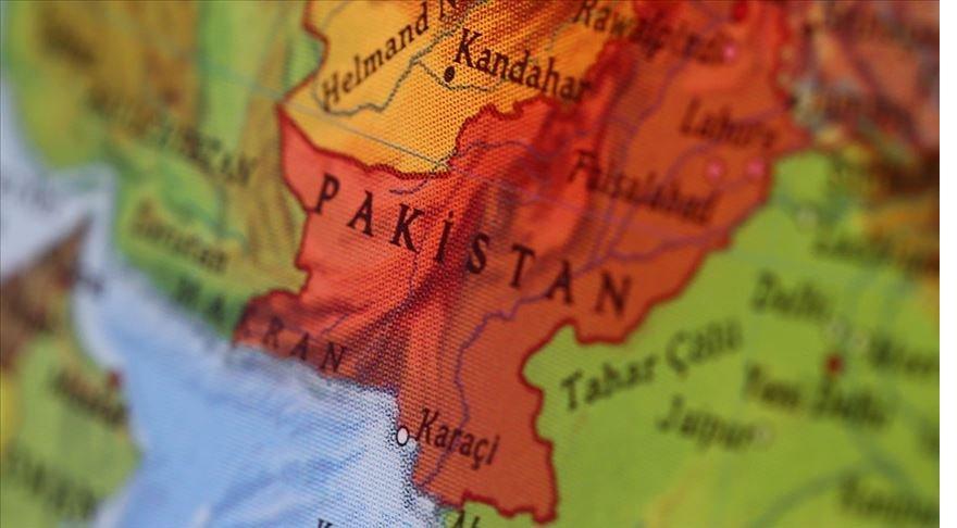 Pakistan'da 5,8 büyüklüğünde deprem
