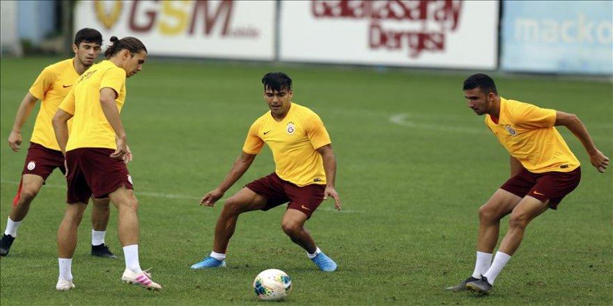 Galatasaray derbi hazırlıklarına başladı
