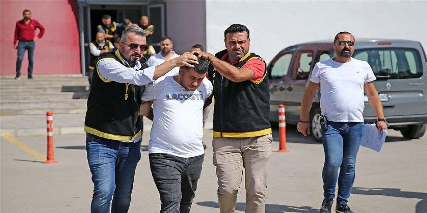 Adana'daki 4,8 milyon avroluk soygunun firarisi tutuklandı
