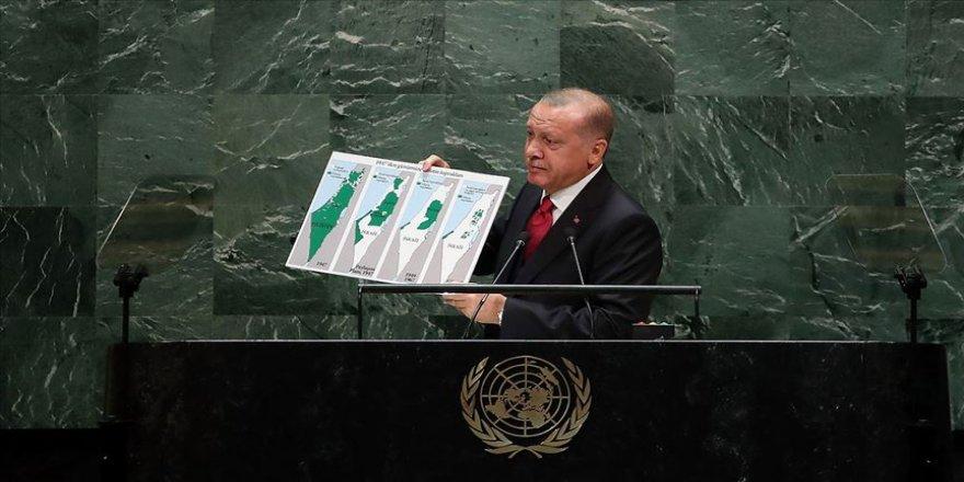 Heniyye'den BM'deki konuşması için Erdoğan'a teşekkür