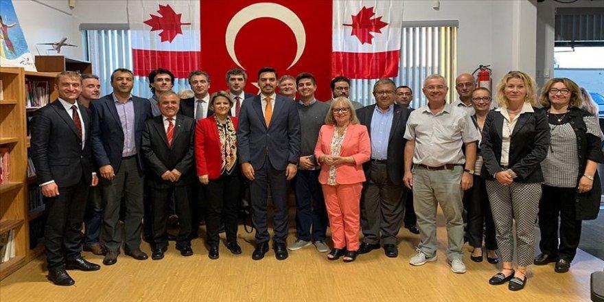 YTB Başkanı Eren Kanada'da Müslüman kuruluşları ziyaret etti