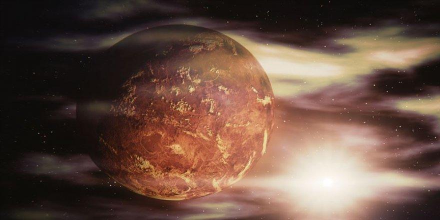 Venüs'te 2-3 milyar yıl yaşam koşulları var olmuş olabilir