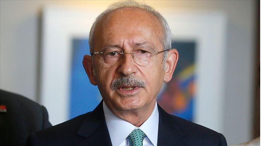 CHP Genel Başkanı Kılıçdaroğlu: Birlikte hareket etmenin Türkiye için büyük yararı var