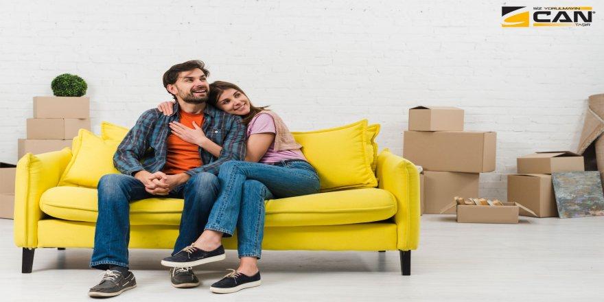 Evden Eve Taşımacılıkta İzlenen Adımlar