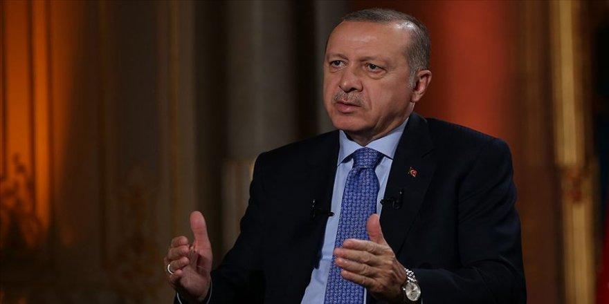 Cumhurbaşkanı Erdoğan: S-400 olayı Türkiye Amerika ilişkilerini kesinlikle bozmamalı