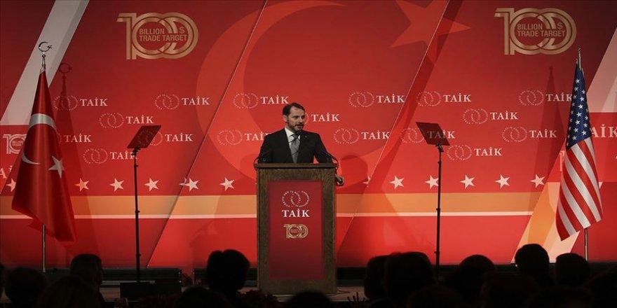 Hazine ve Maliye Bakanı Albayrak: Türkiye yatırımcılar için halen güvenli liman olmayı sürdürüyor