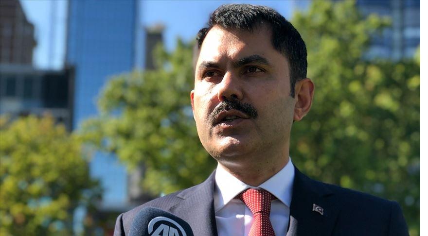 Çevre ve Şehircilik Bakanı Kurum: Türkiye olarak çevre konusunda birçok ülkeden ilerdeyiz