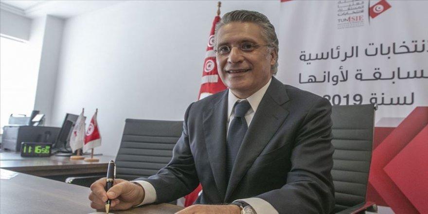 Tunus'ta tutuklu cumhurbaşkanı adayı için cezaevinden canlı yayın yapılacak