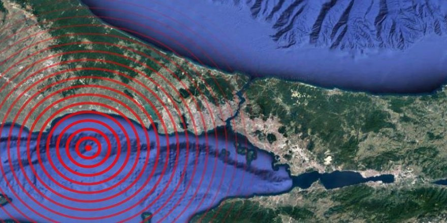 Deprem ile ilgili önemli çok önemli açıklama!