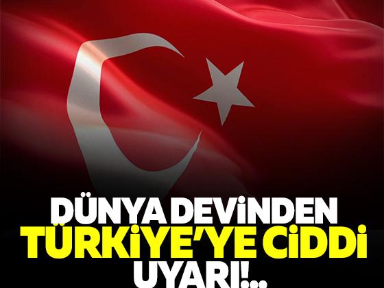 Fitch'ten Türkiye'ye Borç Uyarısı