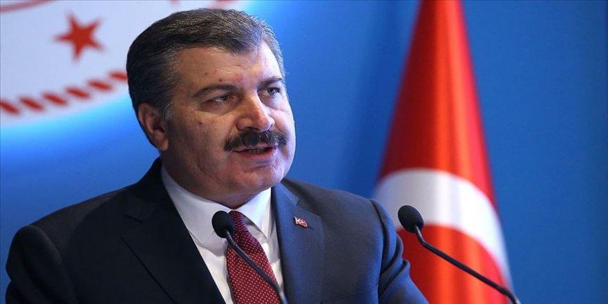 Sağlık Bakanı Koca: İstanbul'da can kaybının yaşanmaması en büyük tesellimiz