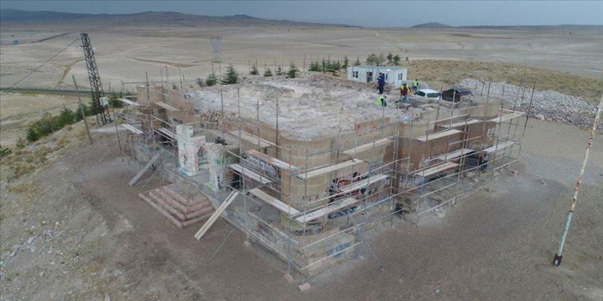 Kayseri'de 8 asırlık köşk restore edilecek