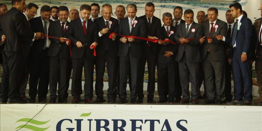 GÜBRETAŞ, İskenderun'da yeni lojistik merkezini açtı