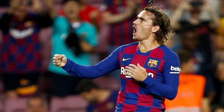 Barcelona'ya Griezmann transferinden 300 avro ceza