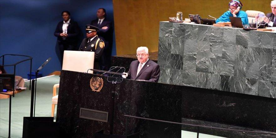 Abbas'tan İsrail'e 'ilhak' uyarısı