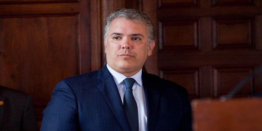 Venezuela'yı suçlamak isteyen Duque BM'ye yanlış fotoğraf verdi