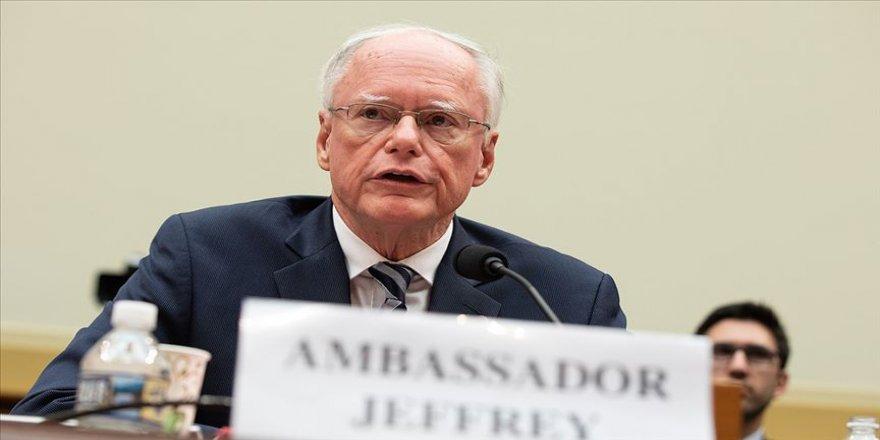 Jeffrey'den 'güvenli bölge' açıklaması: Türkiye'yle daha fazla konuyu konuşmaya hazırız