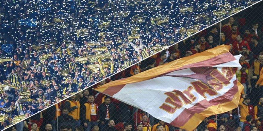Galatasaray-Fenerbahçe derbisini son 2 sezonda 190 bin kişi izledi