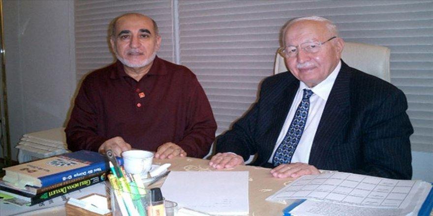 Erbakan'ın yakın çalışma arkadaşı Tahhan son yolculuğuna uğurlanıyor