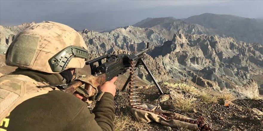 Kıran-4 Operasyonu devam ediyor