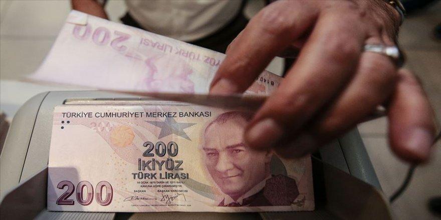 Türkiye'de bireylerin kredi notu ortalaması bin 413'e yükseldi'