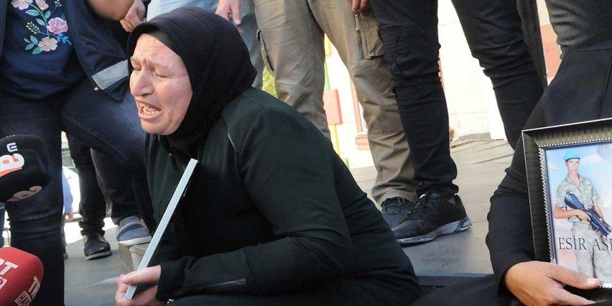 HDP'lilerin Diyarbakır annelerine tehdidi gerginliğe neden oldu
