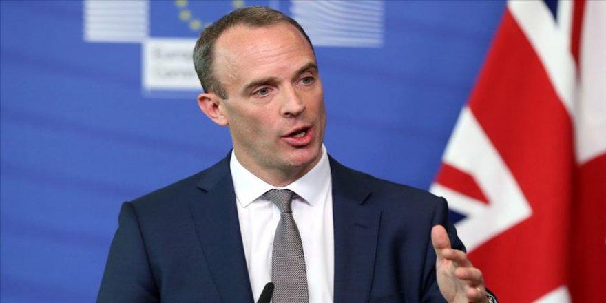 'İngiltere'nin Suriye'deki kimyasal saldırıyla ilgili endişeleri var'