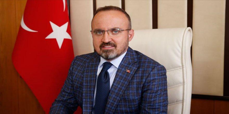 AK Parti Grup Başkanvekili Turan: Yargıya güvenin daha da arttığı bir dönem istiyoruz
