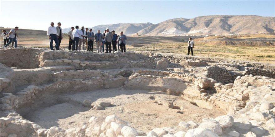 Hasankeyf Höyük'te kazı çalışmaları tamamlandı