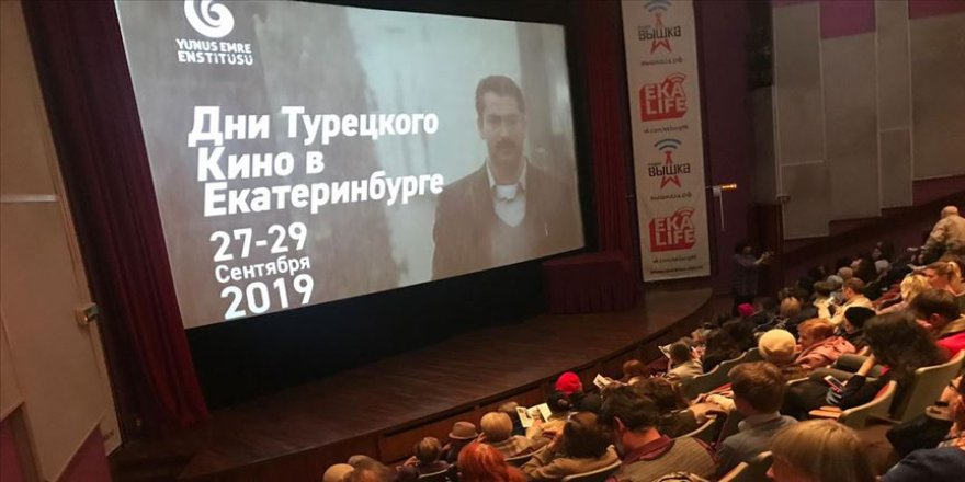 Rusya'da 'Türk Sineması Günleri' başladı