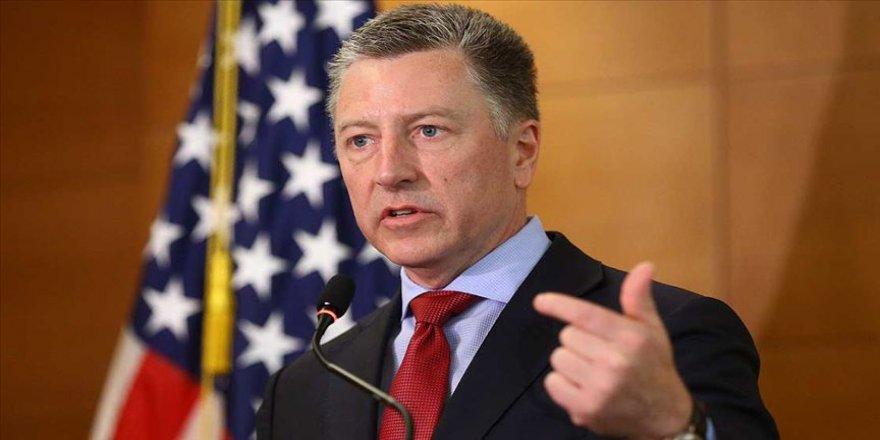 Trump'ın Ukrayna Özel Temsilcisi Volker istifa etti