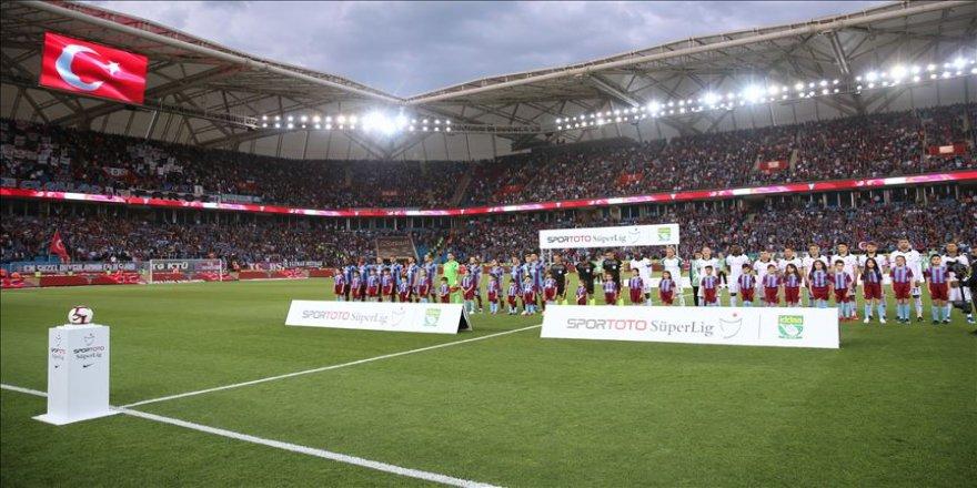 Trabzonspor-Beşiktaş rekabetinde 129. randevu