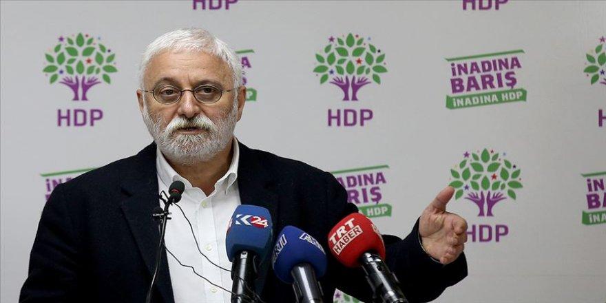 HDP Grup Başkanvekili Oluç: Müzakere ortamının bütün partiler arasında sağlanması çok önemli