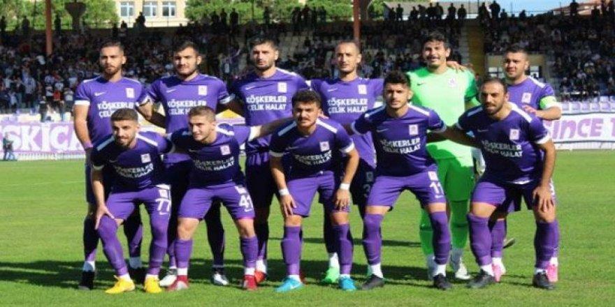 Gebzespor, grubundaki ikinci maçına pazar günü çıkıyor